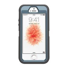 OtterBox DEFENDER SERIES Case for iPhone 5/5s/SE - (STEEL BERRY)