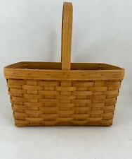 Longaberger 1994 Medium Market Basket w Protector