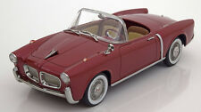 1955 Fiat 1100 TV Trasformabile Red by BoS Models LE of 1000 1/18 Rare! New!