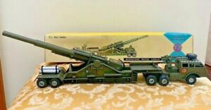 France Jouets (FJ) P.5. Atomic Cannon in Near-to Mint Condition in Original Box!