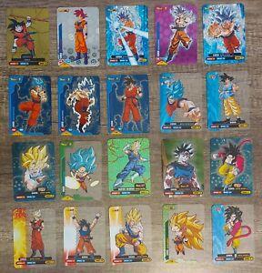 Dragon Ball LAMINCARD  DIRAMIX (LOTTO DA 194 CARTE)