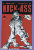 Kick-Ass #1 2008 Steve McNiven(Retailer)Variant Mark Millar John Romita Jr /