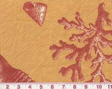 Overstock - Sea Shells P Kaufmann Drapery Upholstery Fabric Big Sur Shell