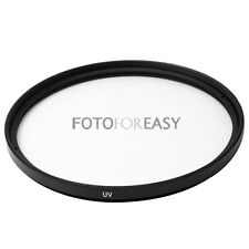 52mm UltraViolet Haze UV Filter Lens Protector 52 mm for Canon NIkon Sony Camera