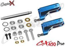 CopterX CX450PRO-01-03 Metal Main Rotor Holder Align T-rex Trex 450 SE AE Sport