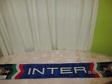 "Inter Mailand Original Fan Schal ""FORZA INTER MILAN"""
