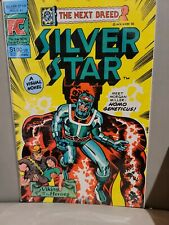 SILVER STAR #1 THE NEXT BREED JACK KIRBY 1982 Mint wi grade high.