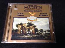 VERDI: Macbeth / Gavazzeni, Gencer, Guelfi (Mondo Musica 2CD, Live Recording)