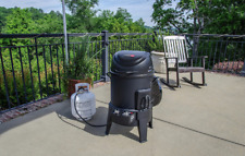Propane Grill Turkey Roaster Meat Smoker Infrared BBQ Outdoor Cooking Ribs Roast
