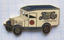 PEPSI - COLA / OLDTIMER / NOSTALGIE  ............... Auto Pin (113d)
