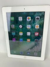 Apple iPad 4th generation a1458 16GB WI-FI white tablet good condition