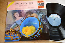 DELIBES Coppelia GOUNOD Faust ROBERTO BENZI LP fontana 700177