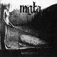 Mgla - Mdlosci + Further Down The Nest CD