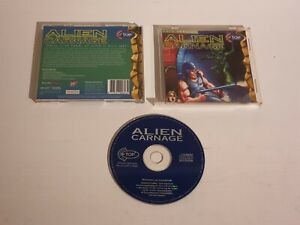 Alien Carnage, Top, PC CD-ROM