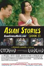 ASIAN STORIES Movie POSTER 27x40 James Kyson Lee Kathy Uyen Kirt Kishita Allen