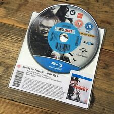 Curse of Chucky (Blu-Ray 2013) Possessed Doll Horror - DISC ONLY