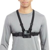 Elastic Adjustable Body Chest Strap Harness For GoPro HERO 6 5 4 3+ 2 Session US