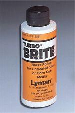 Lyman Turbo Universal Nutshell Brass Case Polish 5 Oz Bottle 7631358