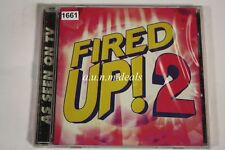 As seen On Tv Fired Up ! 2 Music CD