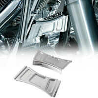 Frame Downtube Crossbrace Cover Accent Trim For Harley Touring 99-13 Road King