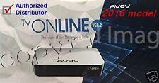 A V O V  TV Online Version 2 IPTV OTT Set Top Box V2