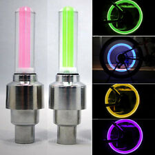 Hot LED Lamp Car Motorcycle Bike Generic Wheel Colorful Beautiful Flash Lights