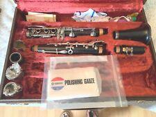 Yamaha Custom Clarinet YCL 82