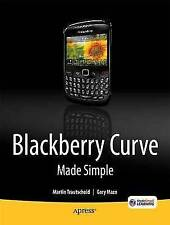 (Good)-Blackberry Curve Made Simple: For the BlackBerry Curve 8520, 8530 and 850