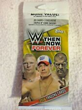 TOPPS ROAD TO WRESTLE MANIA 2016 TRADING CARDS 20 CARDS + 1 EXCLUSIVE TRIPLE H