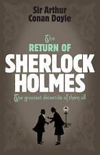 Sherlock Holmes: The Return of Sherlock Holmes (Sherlock Complete Set 6),Conan D