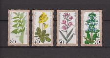 Berlin 1978 postfrisch Nr. 573 - 576 ** Blumen