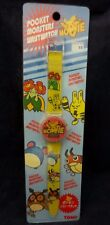 Vintage 2000 Tomy Pocket Monsters Digital Watch Pikachu The Movie Mint in Sealed