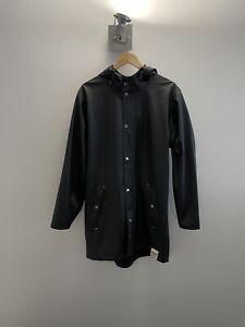 Tretorn Wings Plus Raincoat Black Medium