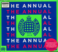 Ministry of Sound The Annual 2019 Various Artists 3 CD DIGIPAK NEW