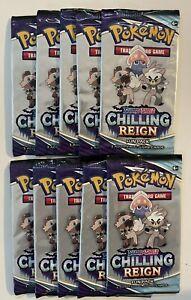 Pokemon Chilling Reign Fun Pack X10 Packs!!