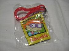 Old School 2000 Viacom Nickelodeon Rugrats CHUCKIE Rubber Key Chain/Key Ring NEW