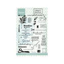 Marianne Design claro Sellos-Craft fechas 2 EC0167
