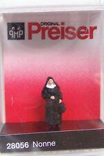 HO Preiser 28056 Standing Nun : 1/87 Individual Figure
