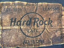 VTG.ORG. HARD ROCK CAFE ST. LOUIS MISSOURI ALL IS ONE Rugged Adult T-SHIRT S