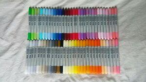 (Lot of 64) - Copic Ciao Bundle - No Duplicates! (Brand New)