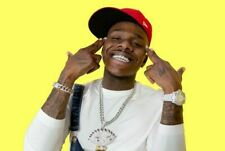 DABABY Poster Hollywood Celebrity Poster TV Movie Poster 24 by 36 in 5