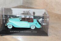 ALTAYA / IXO : Salmson S4E Cabrio- 1938 .  1/43