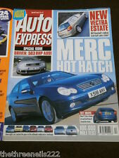 AUTO EXPRESS # 637 - MERCEDES C CLASS - SPECIAL ISSUE 2001