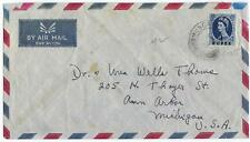 Oman 1955 US Irupee Regina Elisabetta Legato Moscato Donaldsons Tipo 21 A