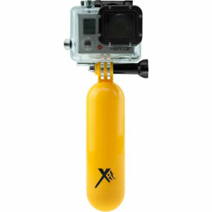Xit Yellow Floating Bobber Handle For GoPro Action Camera