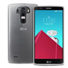 Étuis, housses et coques en silicone, caoutchouc, gel pour téléphone mobile et assistant personnel (PDA) LG