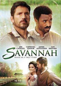 Savannah DVD