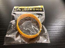 Original Livestrong Yellow Nike Youth Size Bracelet
