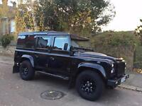 WILDCAT | LAND ROVER DEFENDER 430HP V8 UTILITY WAGON