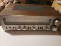Vintage Technics Sa-300l Receiver Amplifier Tuner Phono Stage audiophile